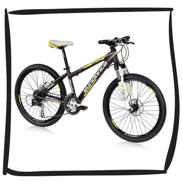 We also think of children, we offer children's bikes for boys and girls